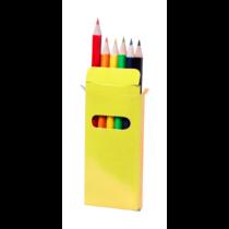 Garten 6 db-os színesceruza készlet