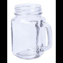 Meltik befőttesüveg ivópohár