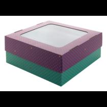 CreaBox Gift Box Window L ajándékdoboz