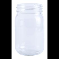 Drunax befőttesüveg ivópohár