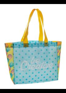 SuboShop B egyedi non-woven bevásárló táska